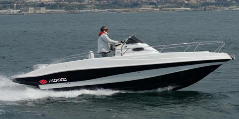 VISCARDO SPEED 25 Cabin mt 7,5